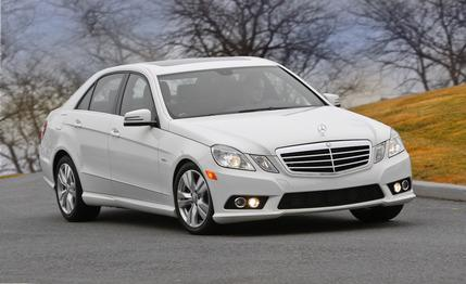 Mercedes Petrol Engines